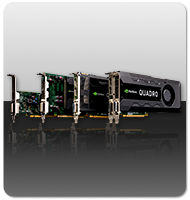 PNY mit Kepler-basierter Nvidia Quadro GPU-Reihe