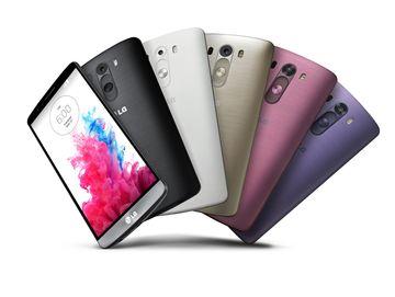 LG präsentiert das neue Smartphone G3