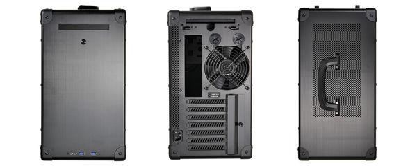 Lian Li PC-TU300: Das Koffer-Gehäuse im ATX-Format