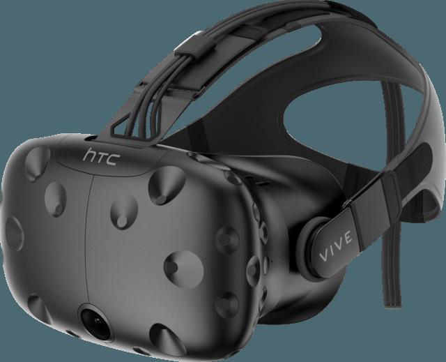 HTC Vive VR Brille