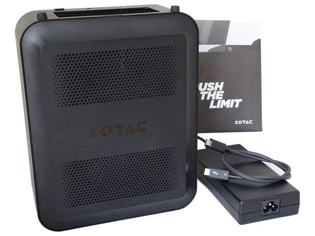 eGPU im Test: was leistet die Zotac AMP BOX MINI?