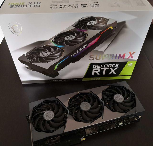 Die besten nVidia GeForce RTX 3080 Grafikkarten - Test 2021
