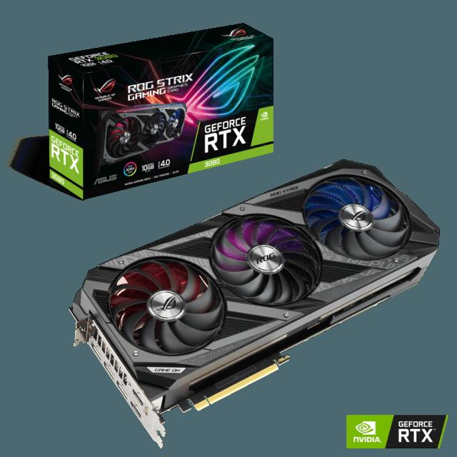 Die besten nVidia GeForce RTX 3080 Grafikkarten - Test 2020